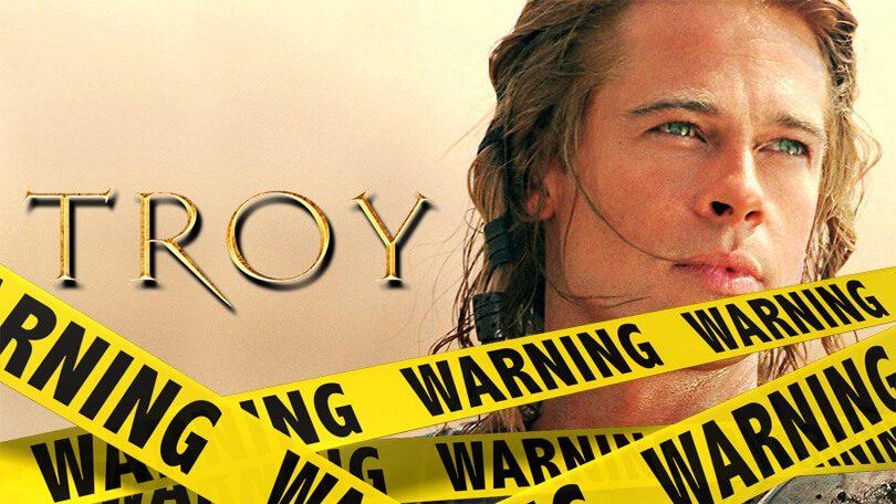 Troy Verwijderd door netflix