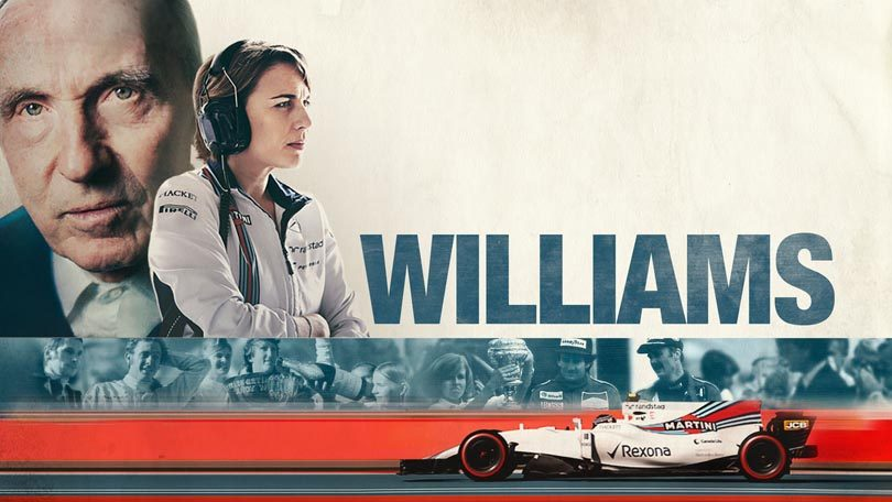 Williams Netflix Formule 1