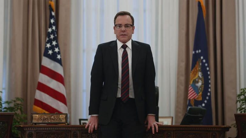 Kirkman Designated Survivor 24