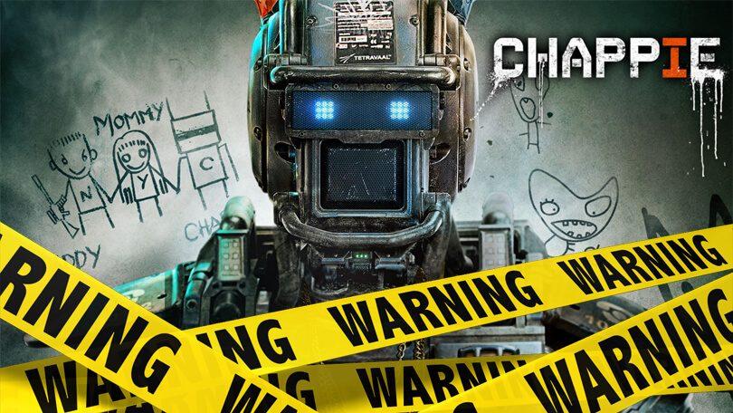 Chappie verwijderd Netflix