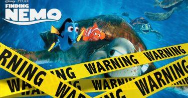 Finding Nemo Netflix verwijderd