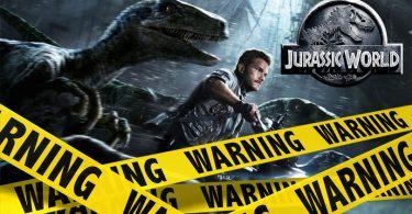 Jurassic World verwijderd Netflix