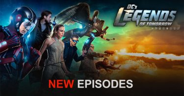 Legends of Tomorrow seizoen 3 Netflix
