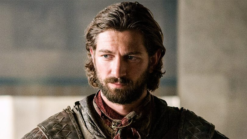 Michiel Huisman Netflix serie The Haunting of Hill House