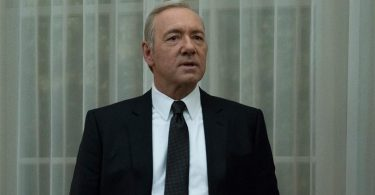Kevin Spacey Frank Underwood Netflix