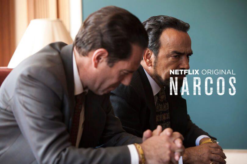 Narcos seizoen 3 Netflix