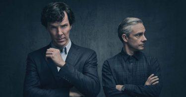Sherlock seizoen 4 Netflix