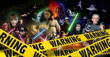 Verwijderalarm Star Wars Netflix