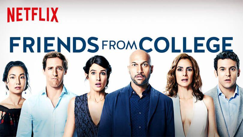 Friends From College Netflix seizoen 2