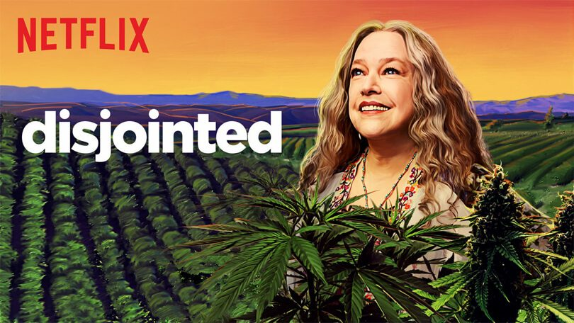 Disjointed Netflix seizoen 1 Nederland