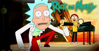 Rick and Morty 3 Netflix