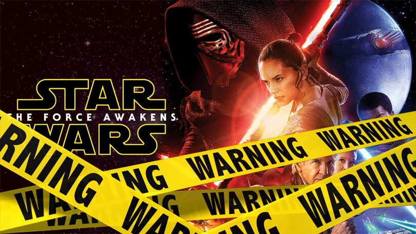 Star Wars The Force Awakens Netflix verwijderd