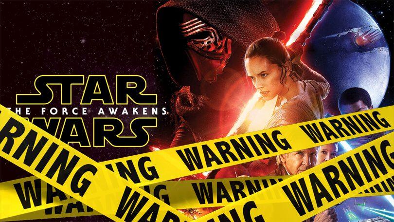 Star Wars The Force Awakens Netflix verwijderd