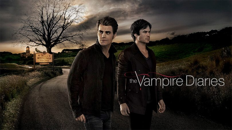 The Vampire Diaries seizoen 8 Netflix