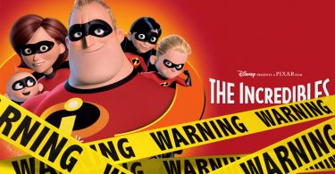 The Incredibles Netflix Verwijderd