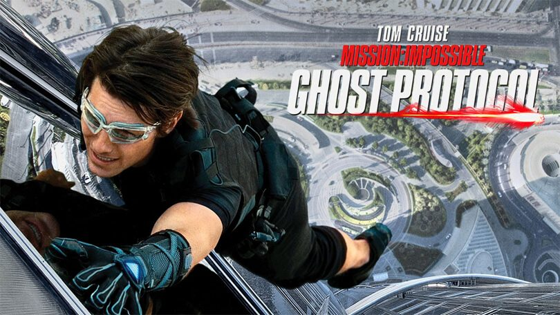 Mission Impossible Ghost Protocol Netflix