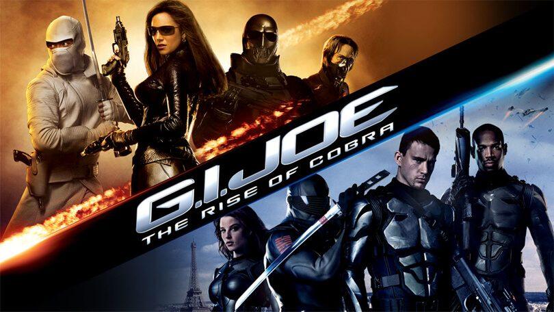 GI Joe Rise of Cobra Netflix