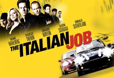 The Italian Job Netflix