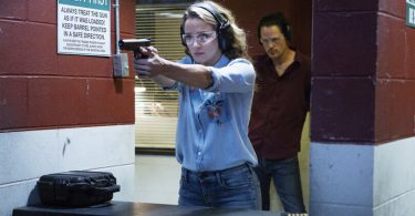 Julie Swagger vrouw Bob Lee Shooter