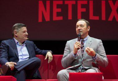 Kevin Spacey Netflix Neder BusinessBoost Live