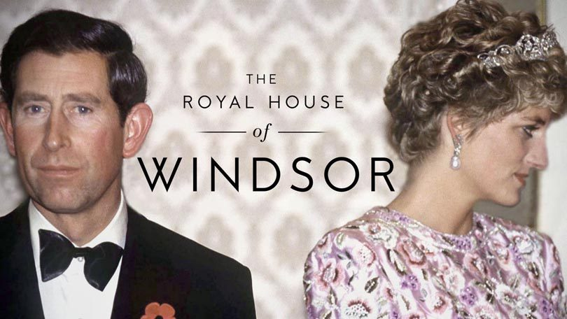 The Royal House of Windsor Netflix