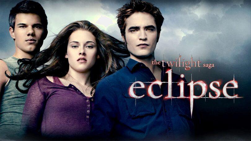 Twilight Eclipse Netflix