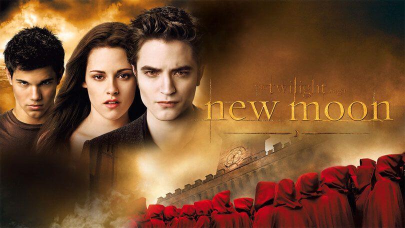 Twilight New Moon Netflix