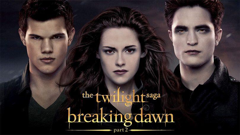 Twilight Saga Breaking Dawn Part 2 Netflix