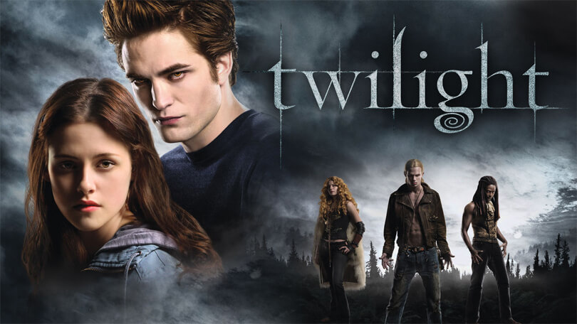Twilight Saga Netflix