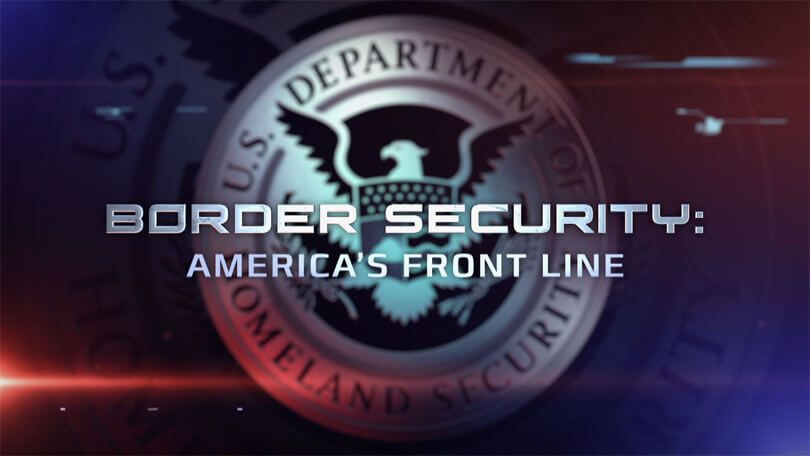 Border Security America's Front Line