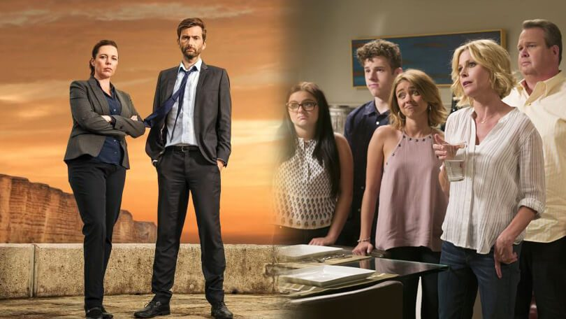 Broadchurch Modern Family
