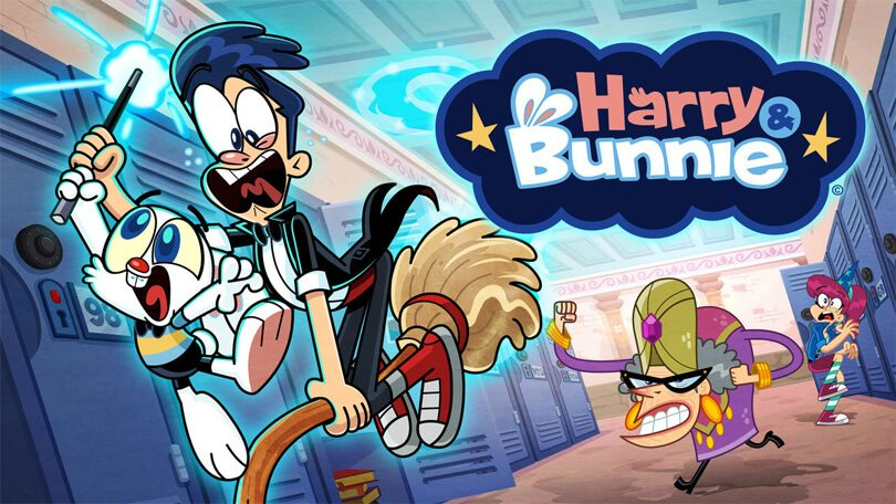Harry and Bunnie Netflix