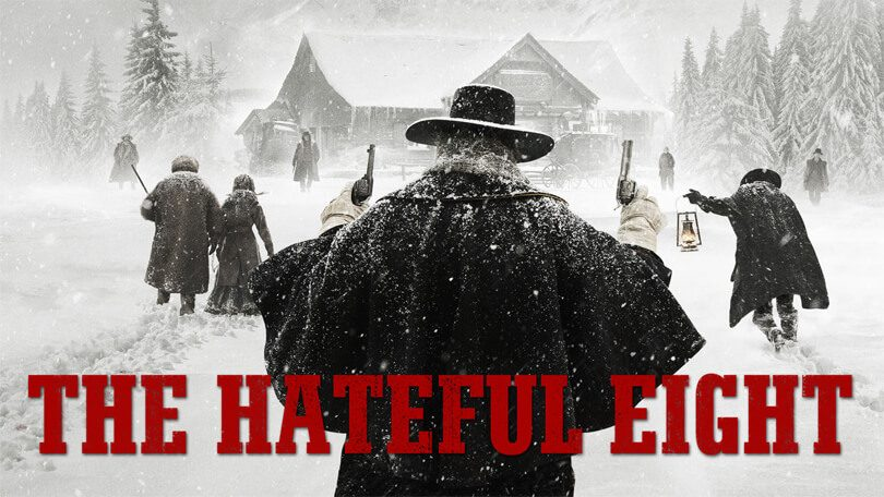 The Hateful Eight op Netflix
