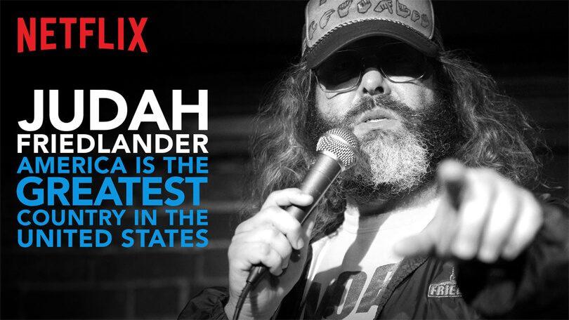 Judah Friedlander Netflix