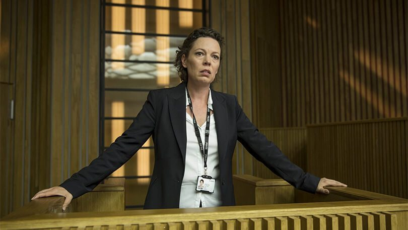 Olivia Colman The Crown Netflix