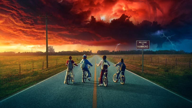 Stranger Things seizoen 3 Netflix 2019
