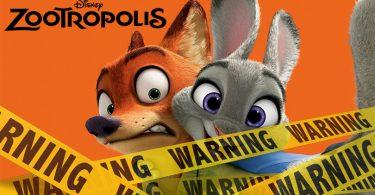 Zootropolis Verwijderd Netflix