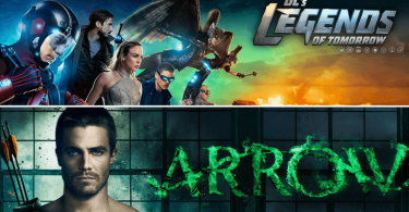Arrow seizoen 6 DC Legends of Tomorrow seizoen 3 Netflix