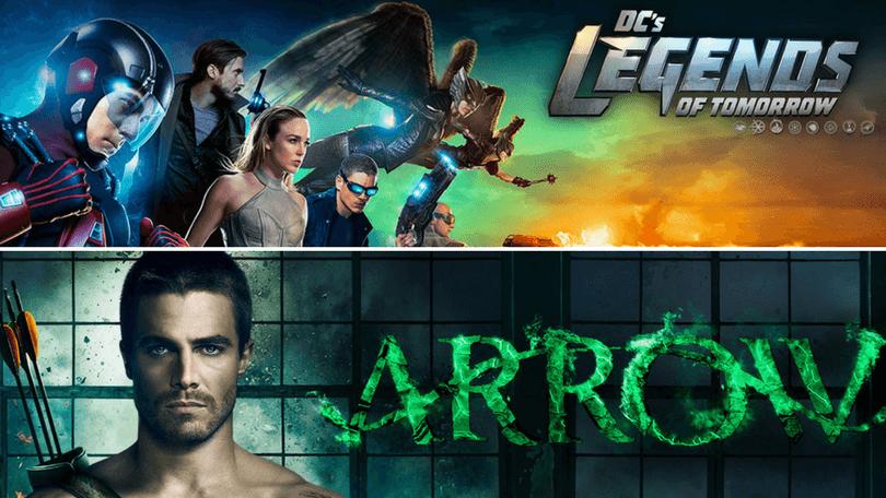 Arrow seizoen 6 DC Legends of Tomorrow seizoen 3 Netflix