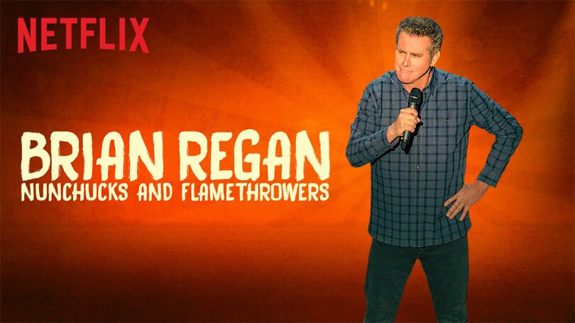 Brian Regan Netflix