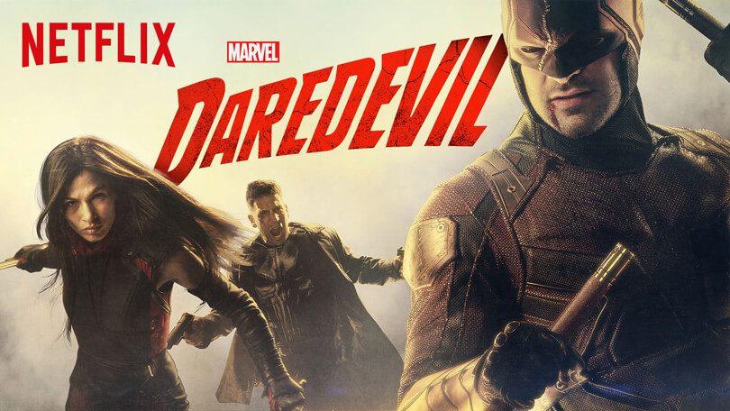 Daredevil seizoen 3 op Netflix Nederland