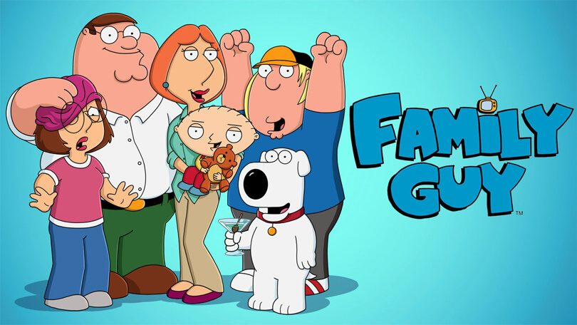 Family Guy seizoen 15 Netflix
