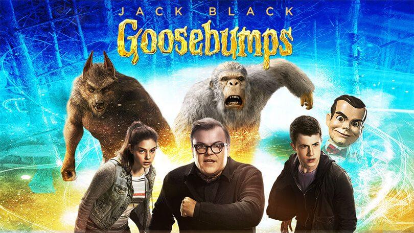 Goosebumps Netflix