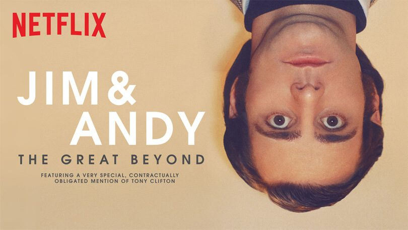 Jim & Andy: The Great Beyond Netflix