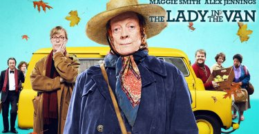 The Lady in the Van Netflix