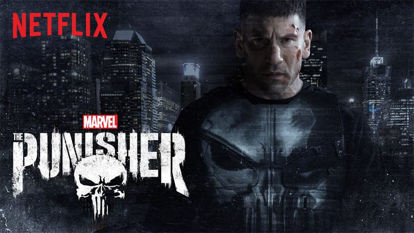 The Punisher seizoen 2 Netflix