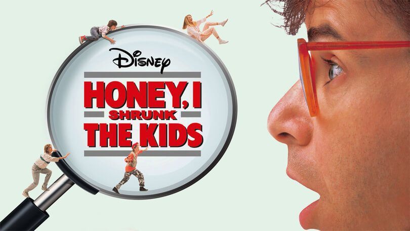 Honey, I Shrunk the Kids Netflix