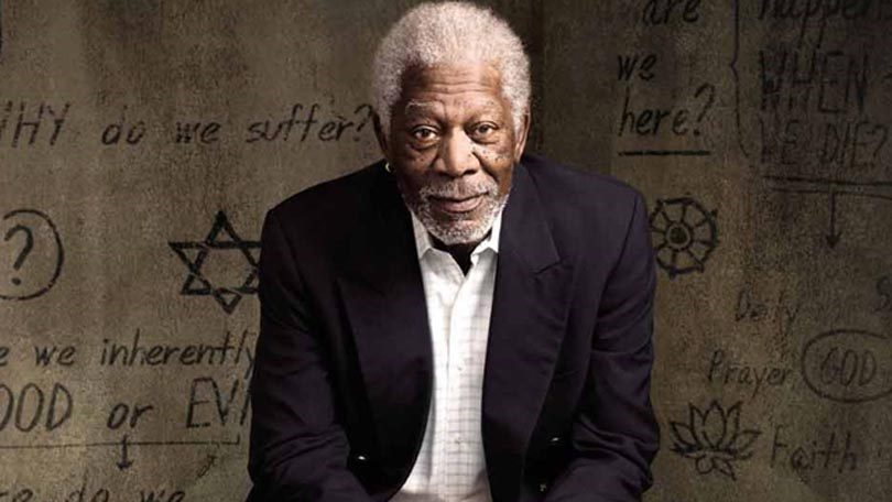 The Story of God with Morgan Freeman Netflix