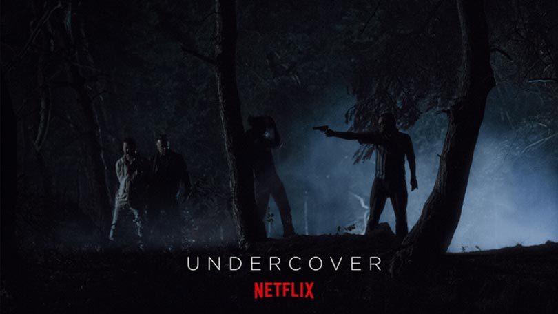 Nederlands/Vlaamse Netflix serie Undercover
