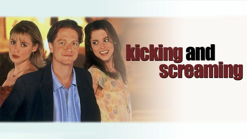 Kikcing and Screaming Netflix